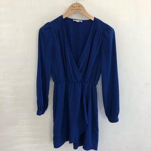 Honey Belle cobalt blue dress size S